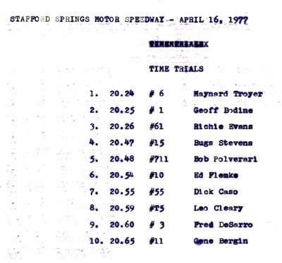 1977-TimeTrials