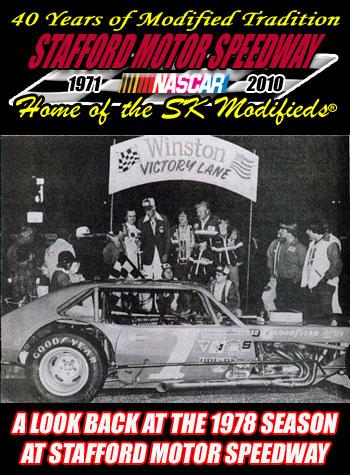 46 years of tradition 1978 season stafford motor speedway for Stafford motor speedway schedule