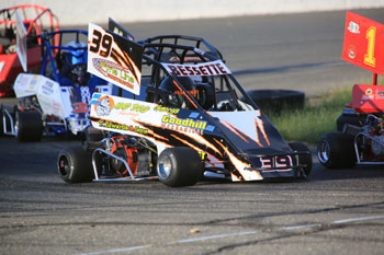 George bessette jr moving to dare stock division at for Stafford motor speedway schedule