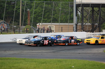 Jeff ramsey carpentry renews dare stock contingency at for Stafford motor speedway schedule