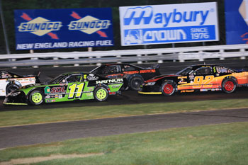N E  Racing Fuel Powers Stafford's Contingency Program for