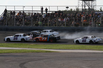 Fulfill Racing Dream at Stafford Speedway Through Rent A