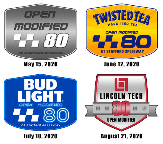 Ct Big List 2020.2020 Open Mod 80 Teams Listing Stafford Motor Speedway