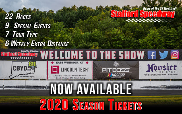 Ct Big List 2020.Home Stafford Motor Speedway