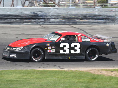 2019 Limited Late Model Rookie of the Year Kevin Crosby