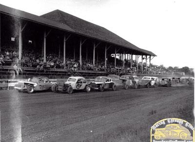 Stafford Speewday Historical Photo #24