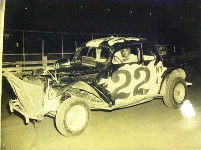 Stafford Speewday Historical Photo #25
