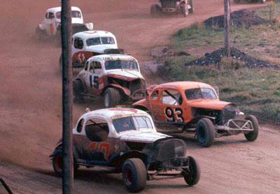 Stafford Speewday Historical Photo #27