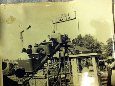 Stafford Speewday Historical Photo #9