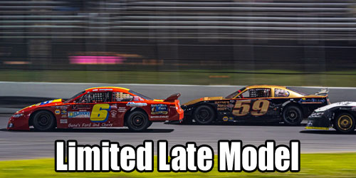 Limited Late Model Roster