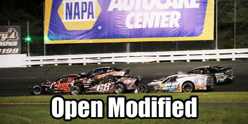 Open Modified Roster