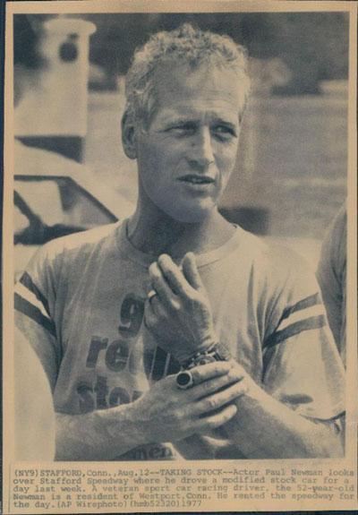 Stafford Speewday Historical Photo #26