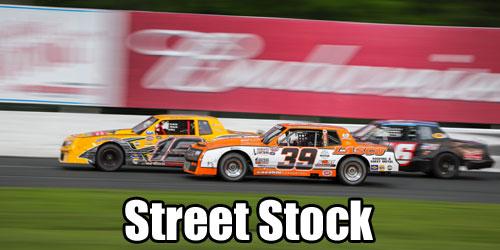 Street Stock Roster
