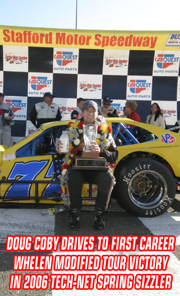 2006 spring sizzler recap stafford motor speedway for Stafford motor speedway schedule