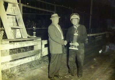 Stafford Speewday Historical Photo #1