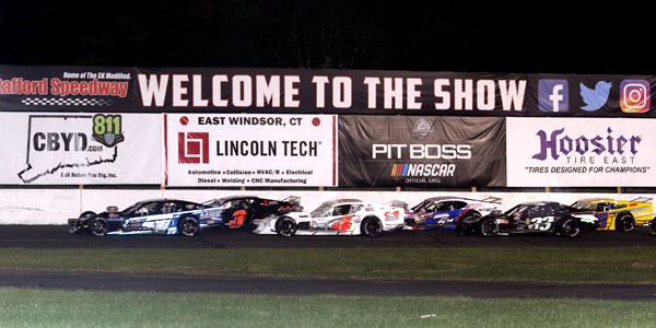 Whelen Modified Tour Results