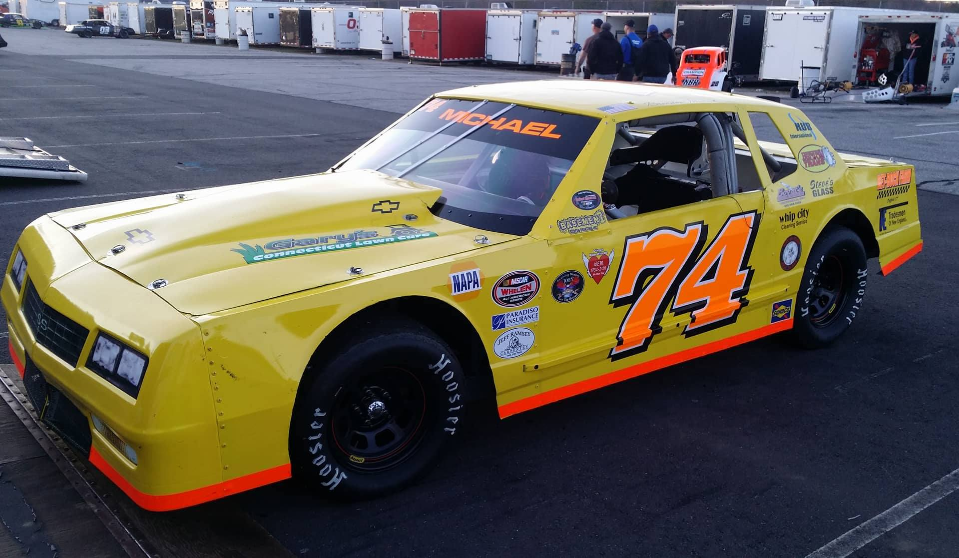 Complete Dare Stock Front Running Car For Sale   Stafford Motor ...