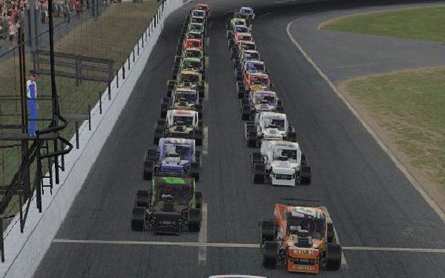 iRacing Action