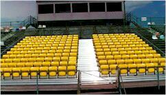 Stadium Chair Back Seats